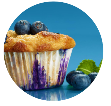 150store blueberry muffin