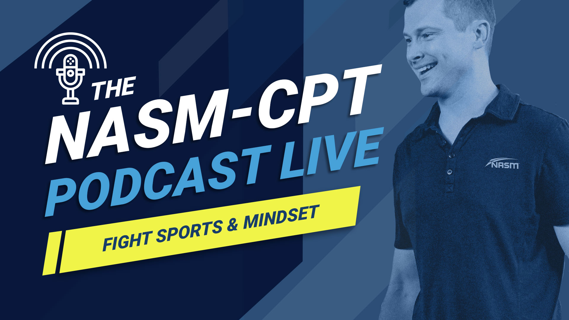 fight sports episode banner for 150store CPT podcast