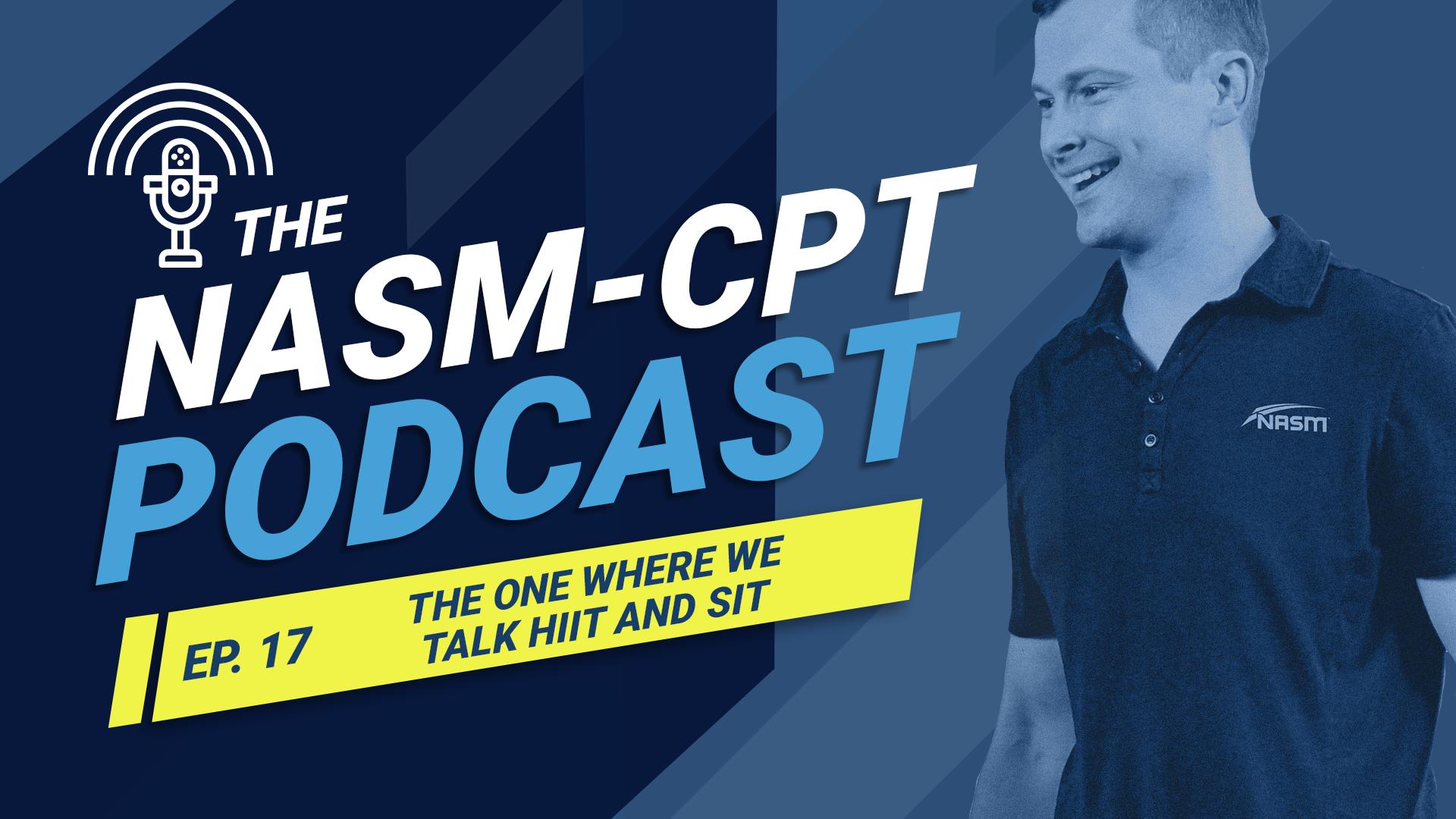nasm-cpt podcast logo