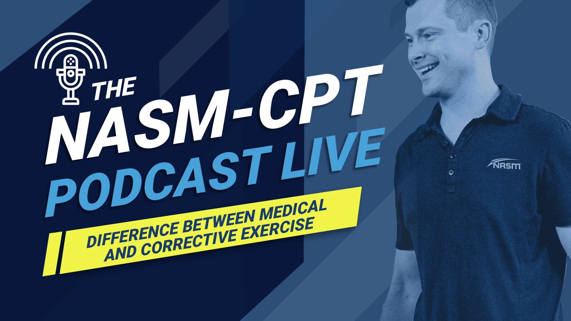 150store-CPT podcast on corrective versus medical exercise